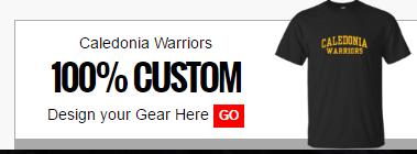 Jostens Caledonia Warriors Store